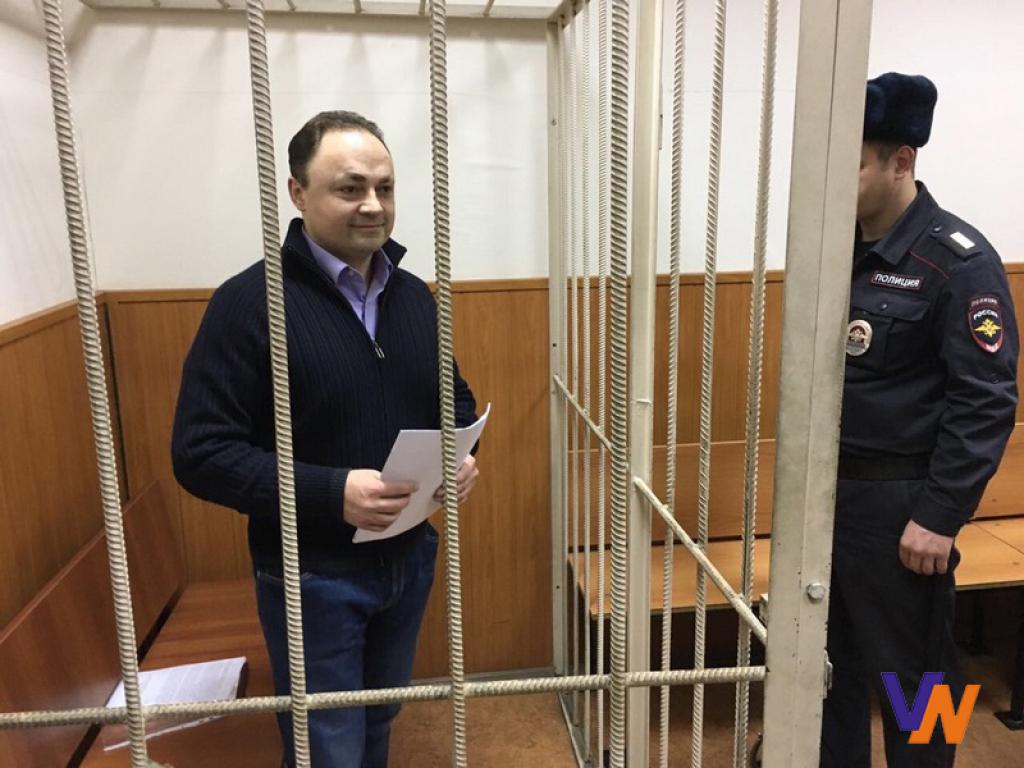 Главы города Владивостока оставили вСИЗО