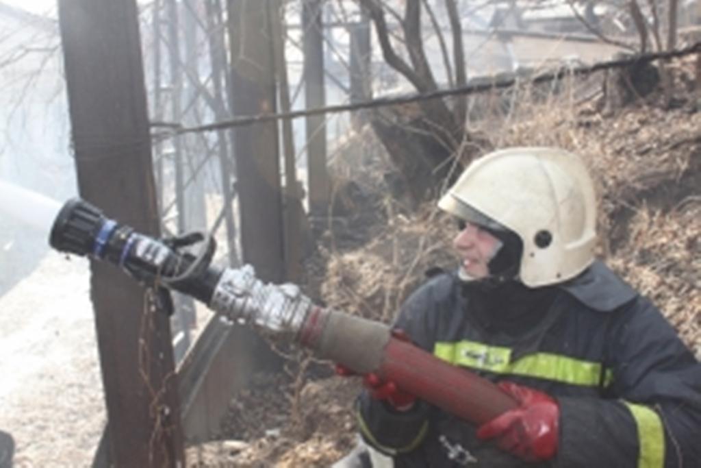МЧС: впожаре впассажирском автобусе, следовавшем изУссурийска, никто непострадал