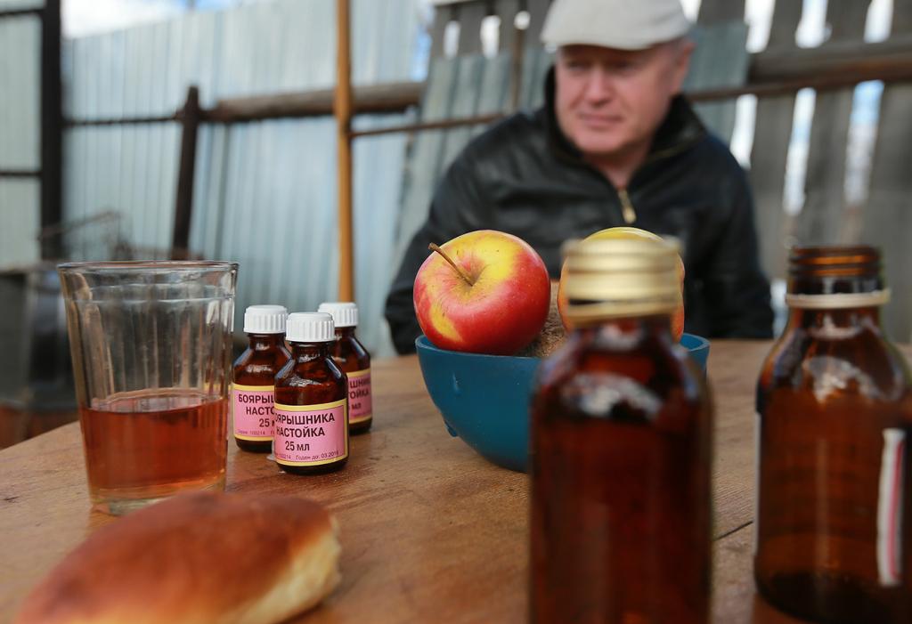 ВЗауралье сняли спродажи практически 300 литров спиртосодержащей продукции