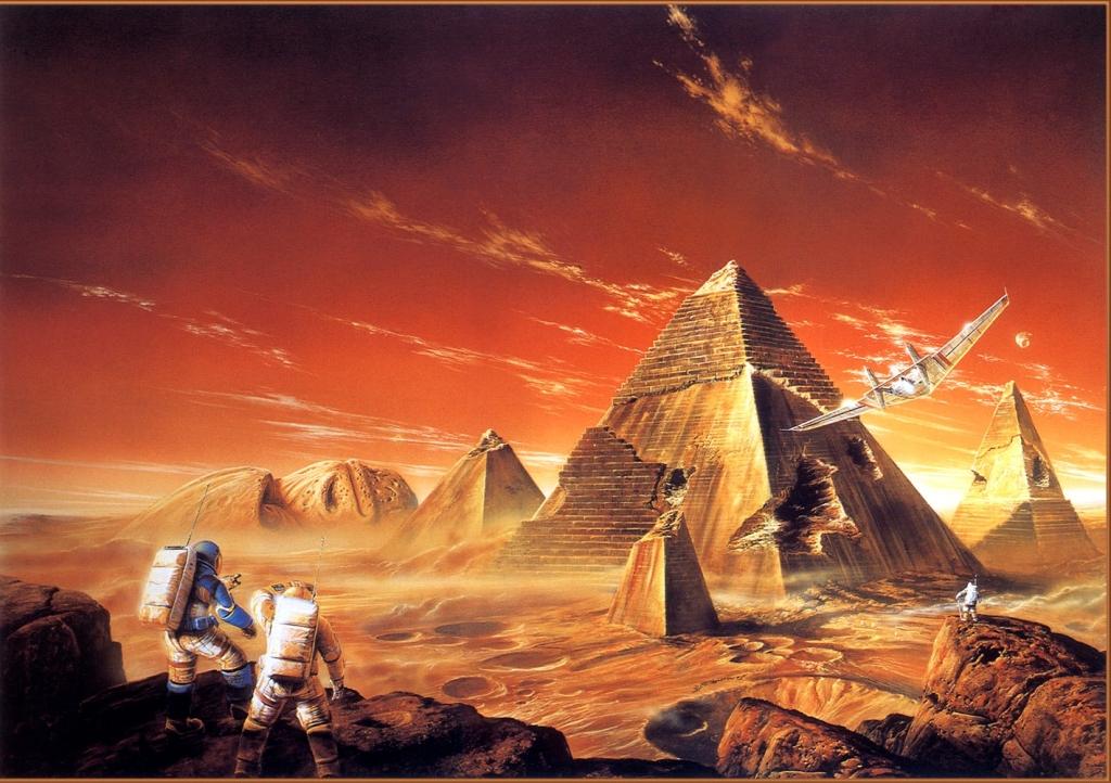 Ученые отыскали предков человека наМарсе Сегодня в09:11