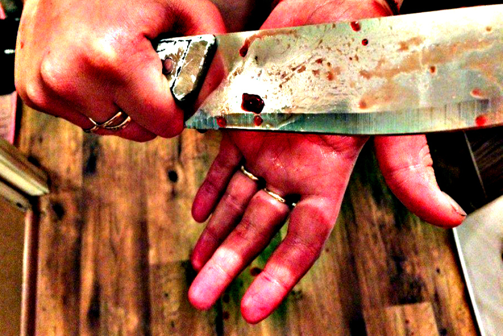 Молодой приморец убил конкурента друга, ккоторому ушла девушка