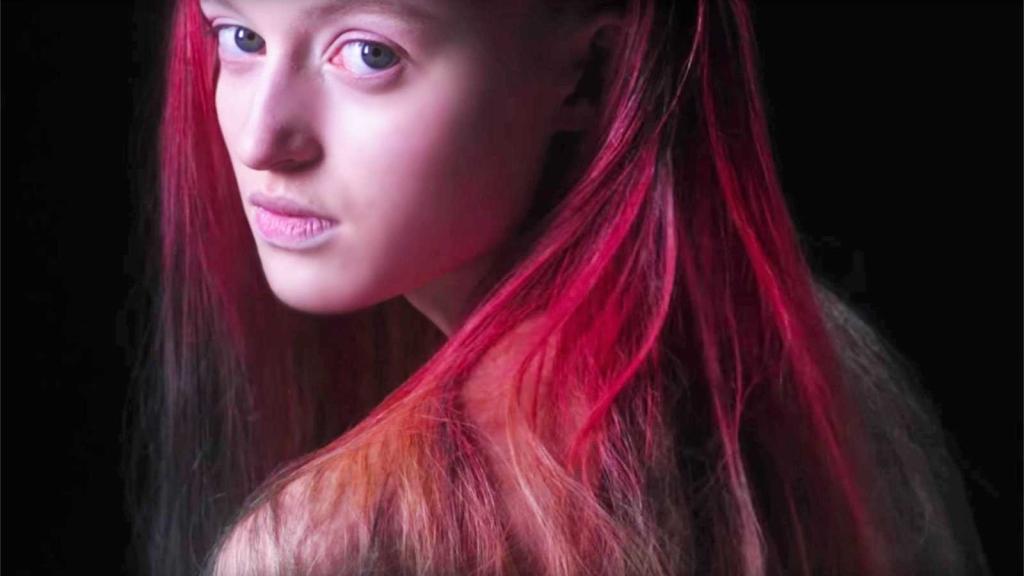 Возникла краска для волос, которая меняет цвет зависимо от температуры