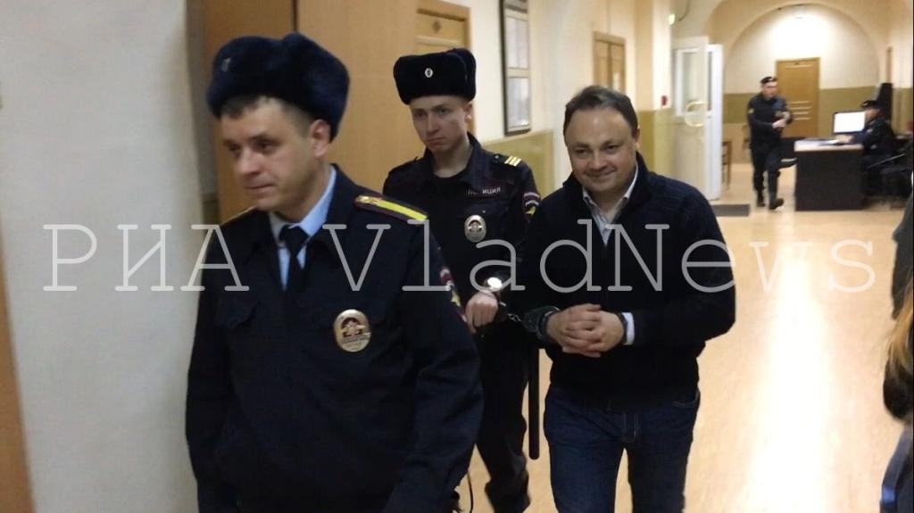 Поутверждению юриста, арест главы города Владивостока Игоря Пушкарева был обжалован