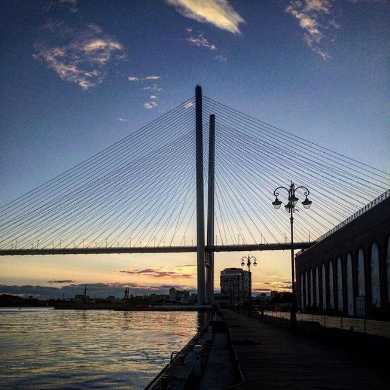 Сильный ветер принесет воВладивосток похолодание