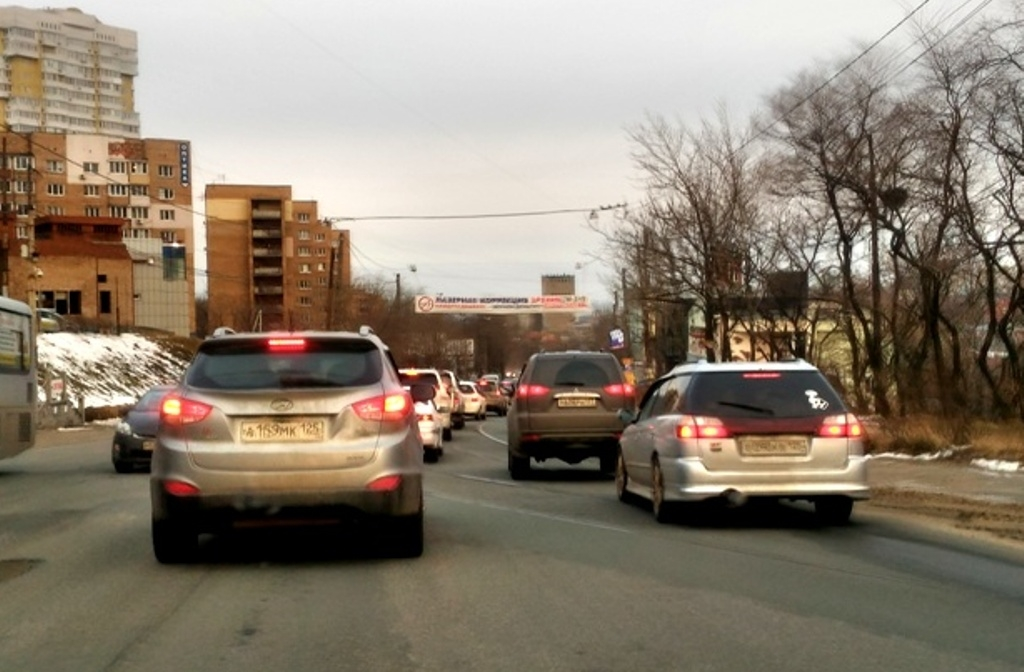 Конкурс по установке дорожных знаков