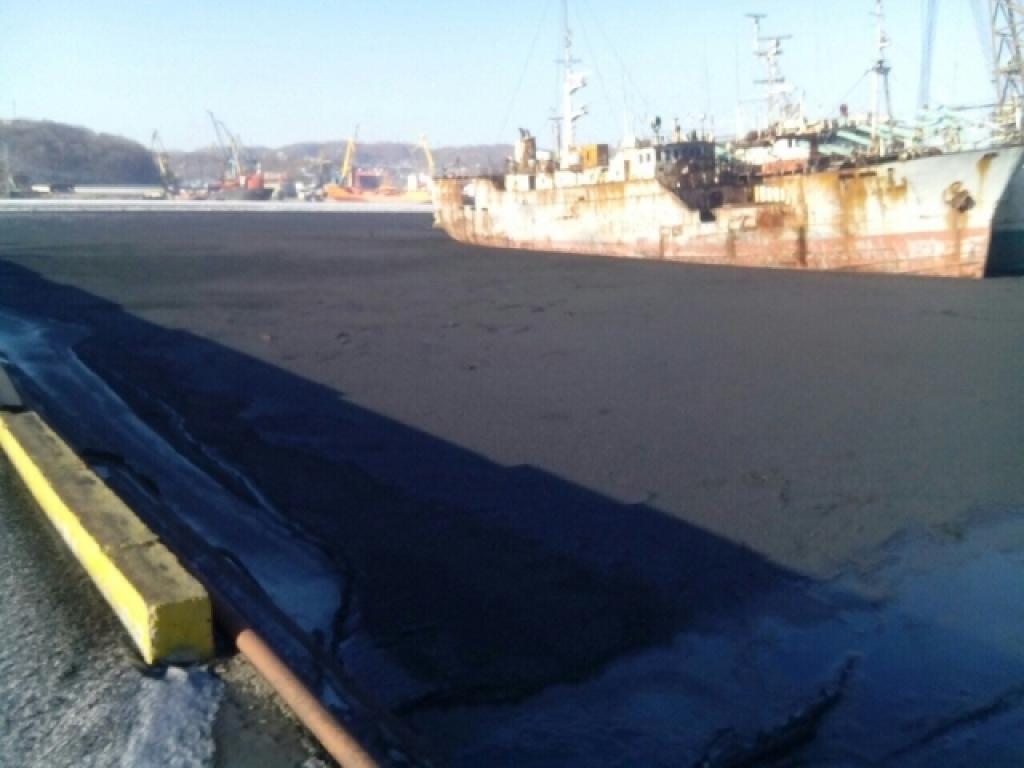 После жалоб местных граждан приостановлена работа порта вНаходке