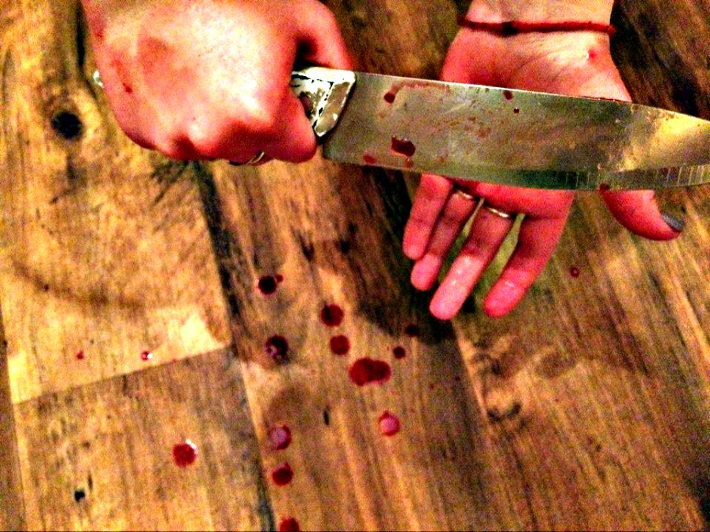 ВПриморье убийца пил, находясь сутки субитым иммужчиной