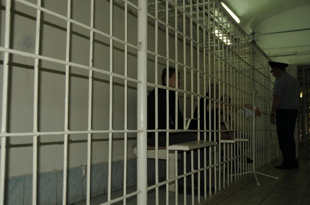 ВДимитровградской тюрьме 33 человека нанесли себе порезы