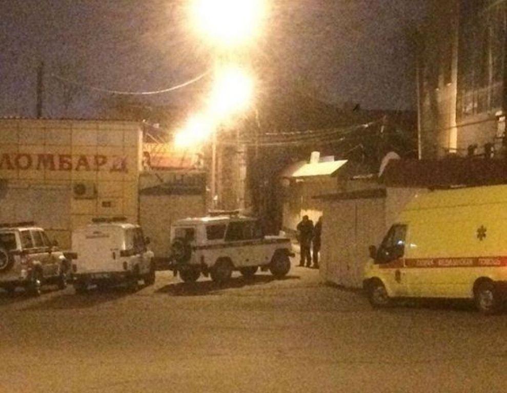 Психически нездоровый гражданин Владивостока проинформировал овзывчатке наодном изгородских рынков