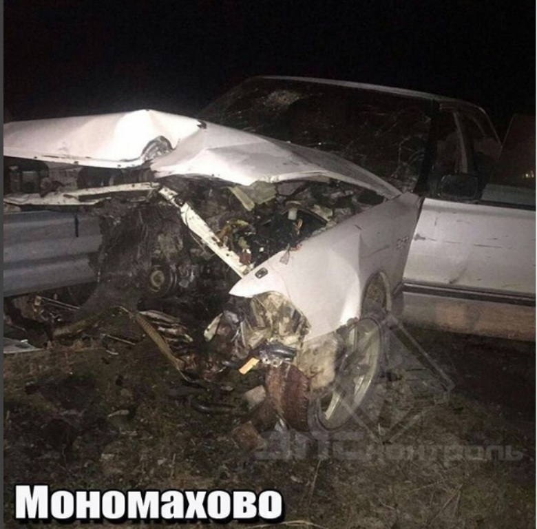 Нетрезвый шофёр бросил раненых пассажиров надороге вПриморье