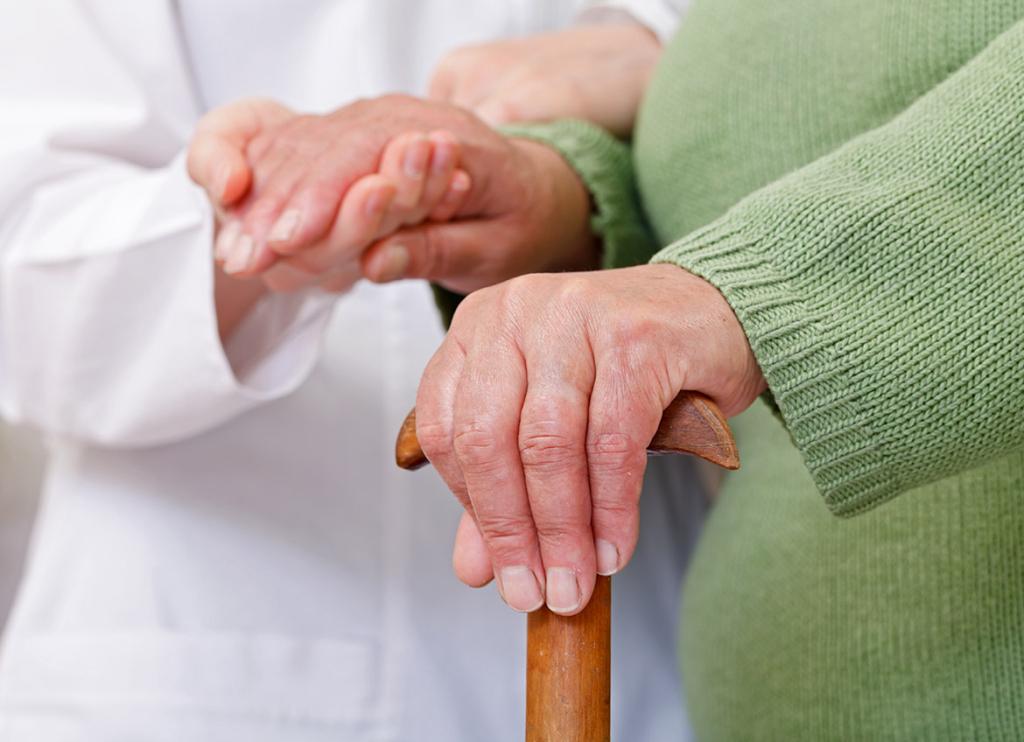 Вирус гепатита увеличивает риск болезни Паркинсона