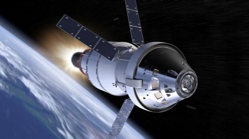 Двигатель для полетов кМарсу испытали вСША