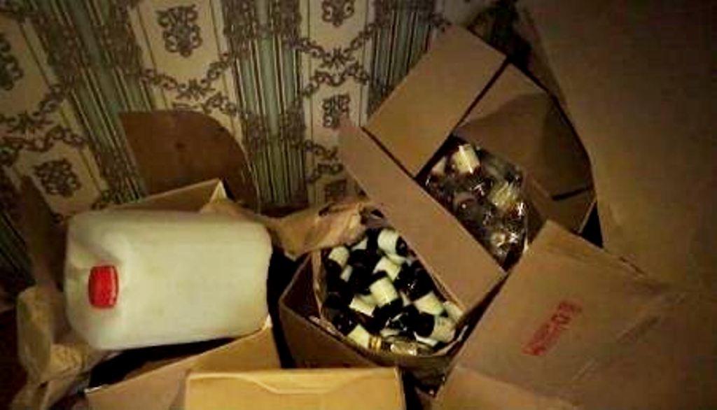 ВПриморье полицейские изъяли 1000 ящиков с«Боярышником»