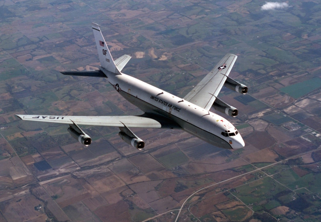 Американский самолет исполнит наблюдательный полет над Россией