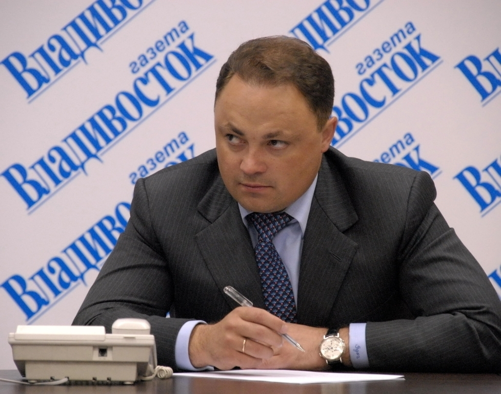 Новым заместителем главы администрации Владивостока назначен Константин Межонов