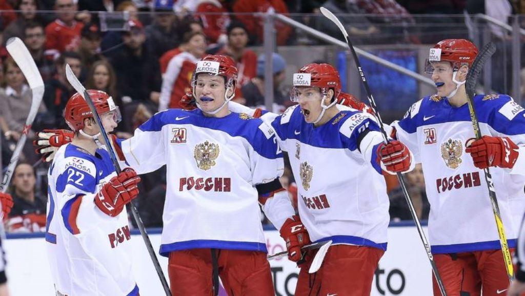 Сборная РФ проведет третий матч наЧемпионате мира похоккею