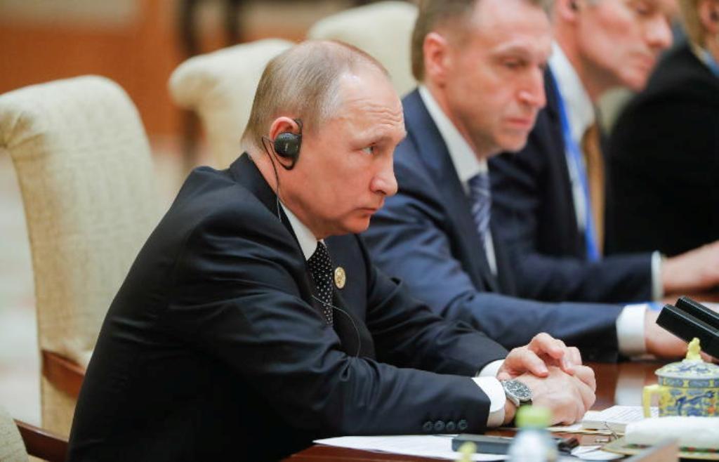 Путин: Кризис прошлой  модели глобализации грозит  международной безопасности