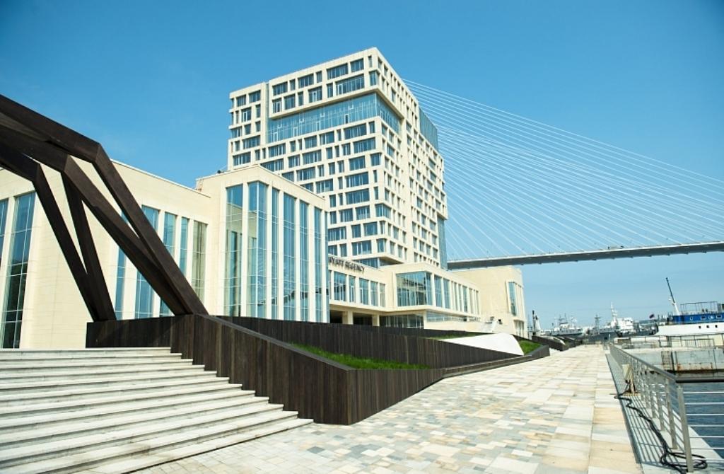 Народные избранники одобрили госгарантию покредиту надостройку Hyatt