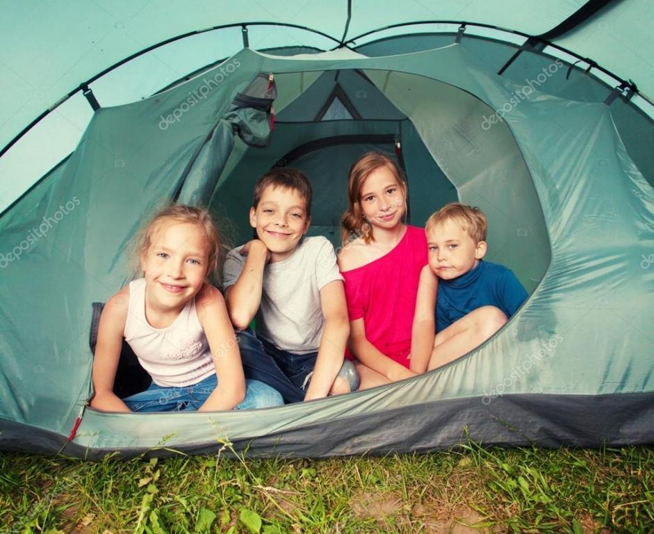 Летние лагеря готовят кприему детей