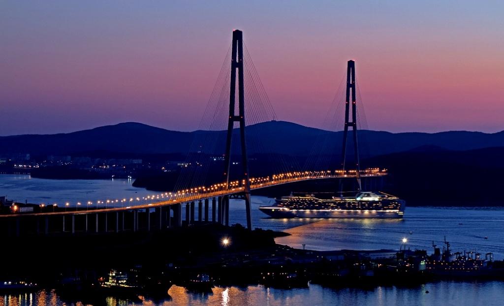 Владивосток держит главенствующую позицию зазвание лучшего города Российской Федерации