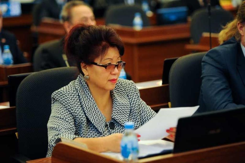 Депутат отЕР угодила под уголовное дело зафальсификацию навыборах