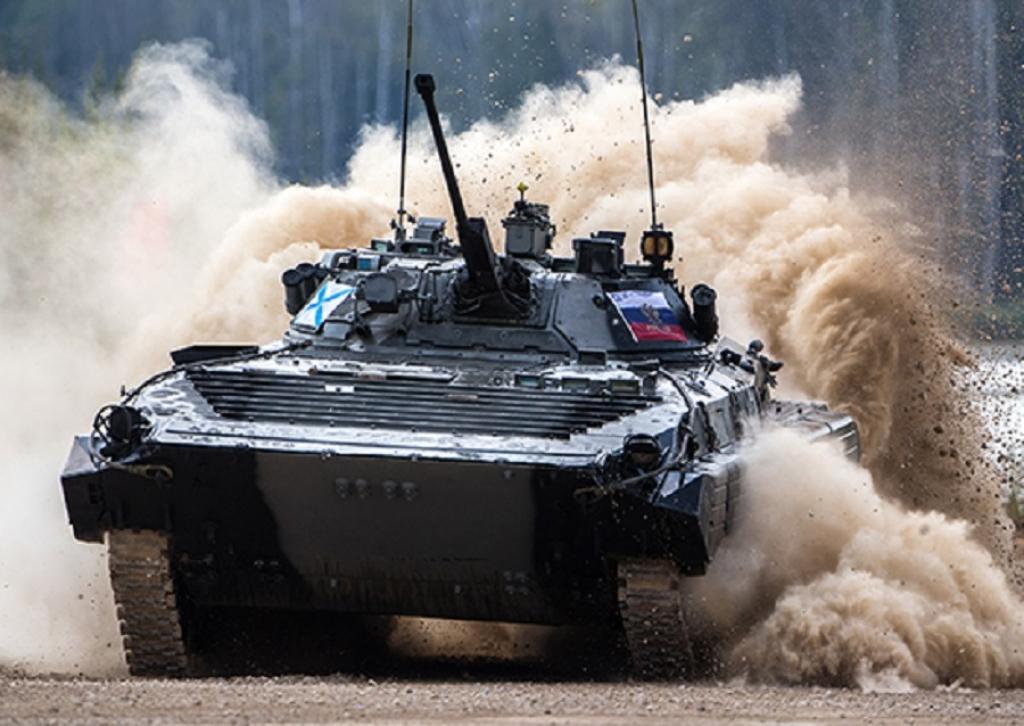 Наполигоне под Волгоградом сразятся семь танковых экипажей