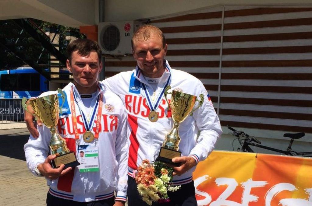 Русские каноисты завоевали две бронзовые медали наэтапеКМ вВенгрии