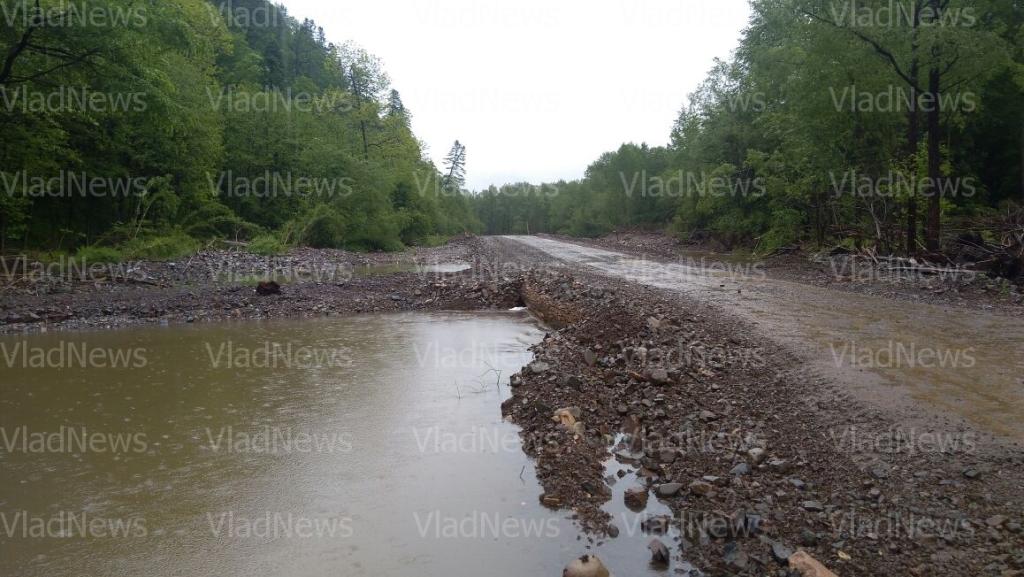 РежимЧС введен внескольких селах Чугуевского района Приморья