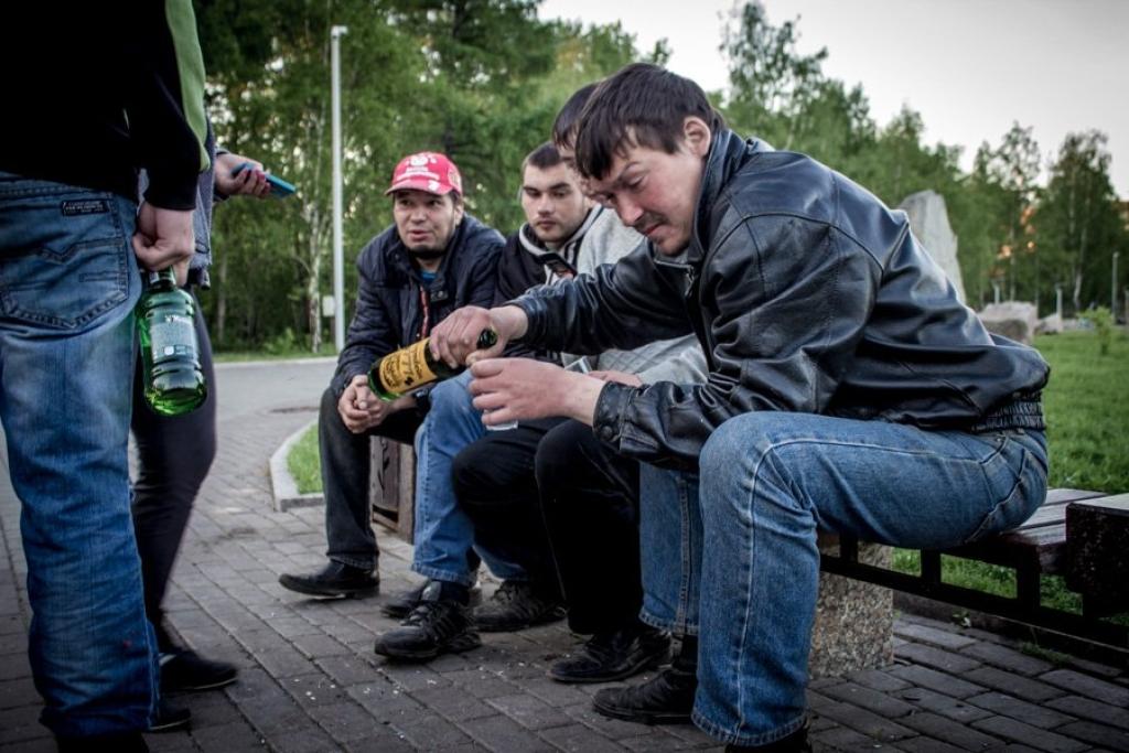 Роспотребнадзор: Названы самые пьющие регионы РФ