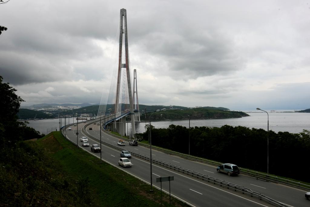 ВоВладивостоке сегодня туманно