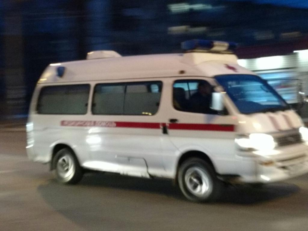Два человека пострадали приЧП свертолетом наавиазаводе вПриморье