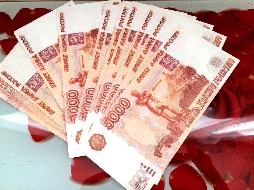 Пятитысячные купюры подделывают вНижегородской области впервую очередь