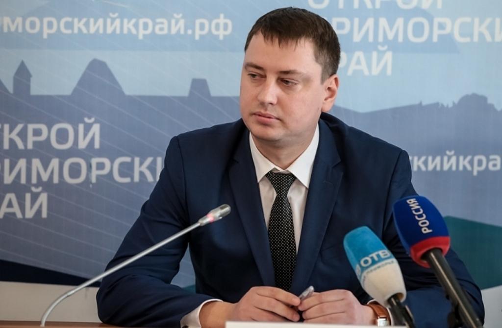 ВПриморье задержали экс-замглаву департамента краевой администрации