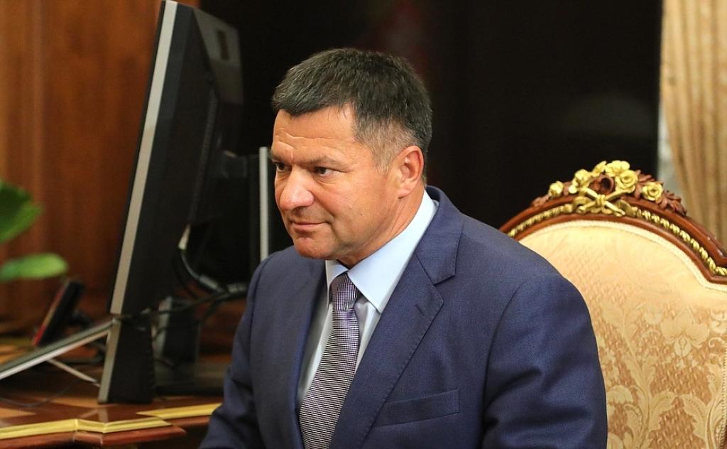Врио губернатора Приморья Тарасенко представили чиновникам и избранникам