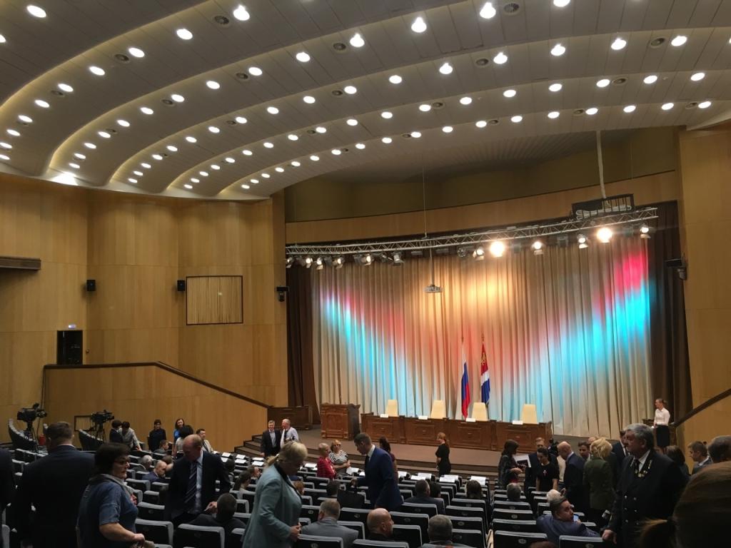 Сегодня воВладивостоке представят врио губернатора Приморья Андрея Тарасенко