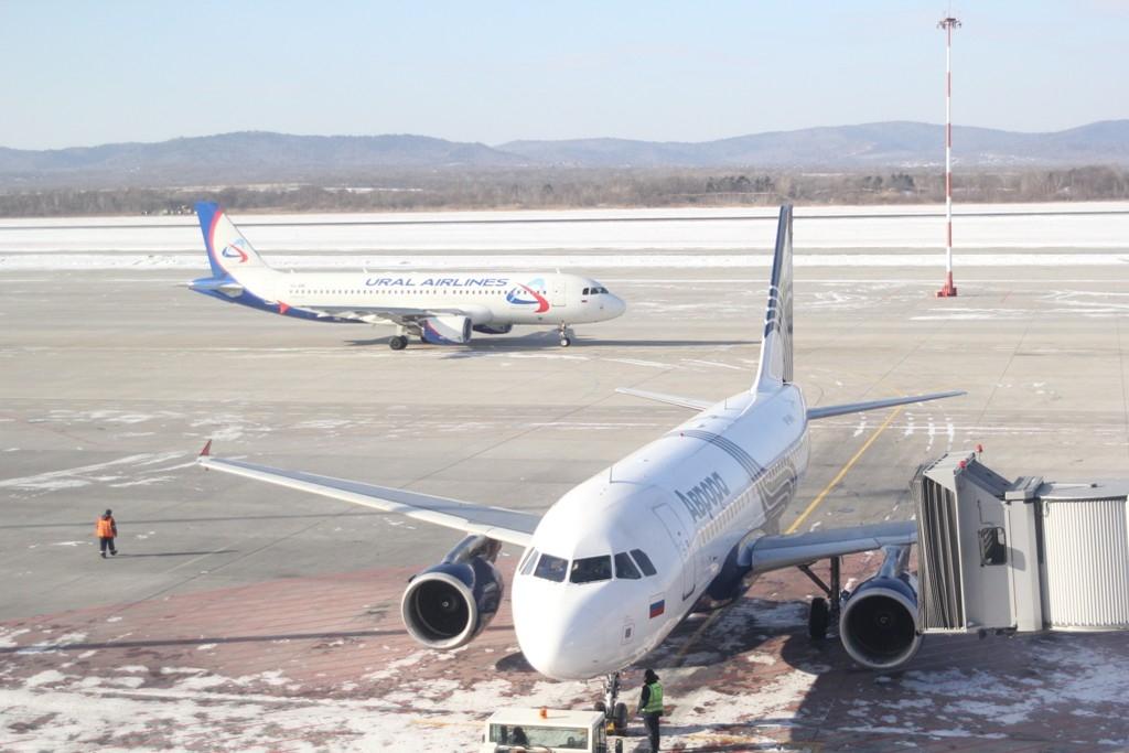 Режим свободного порта получат международные аэропорты Дальнего Востока