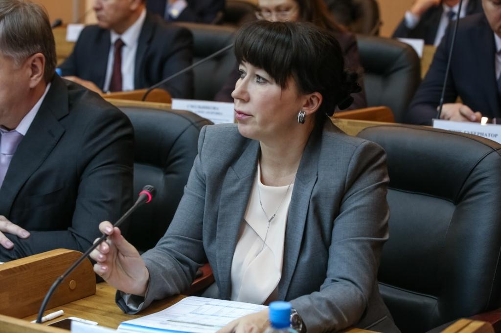 Тарасенко поднял Казанцеву додолжности вице-губернатора Приморья