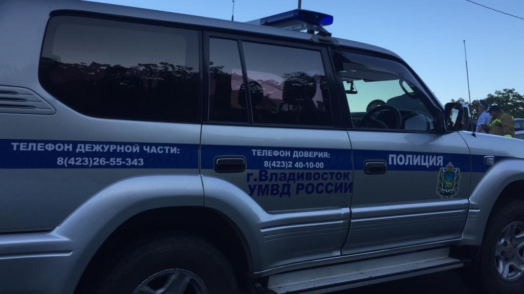 ВоВладивостоке служебная полицейская собачка раскрыла правонарушение