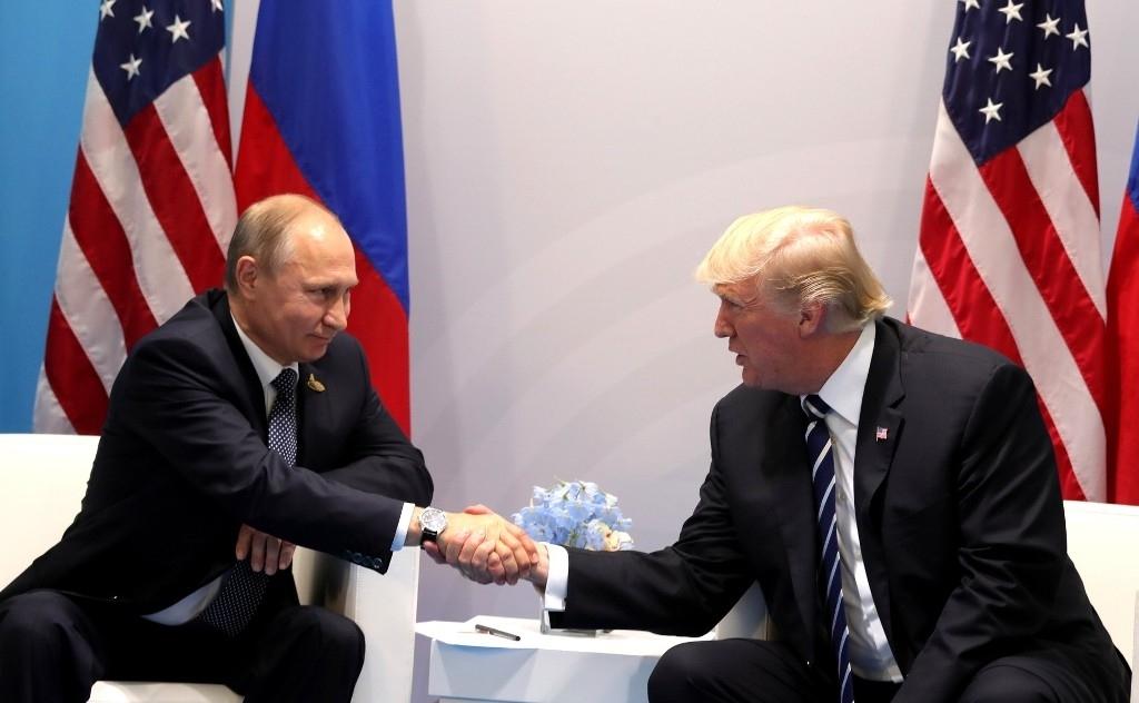 Встреча Владимира Путина  иТрампа состоится 10ноября— Ушаков