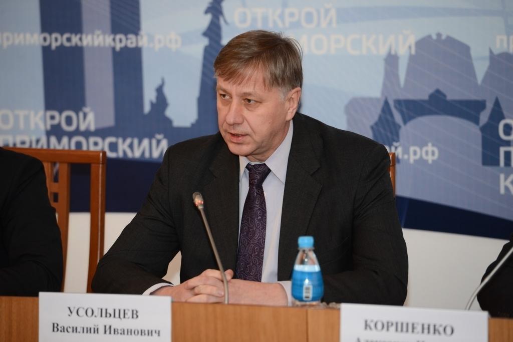 1-ый вице-губернатор Приморья ушел вотставку