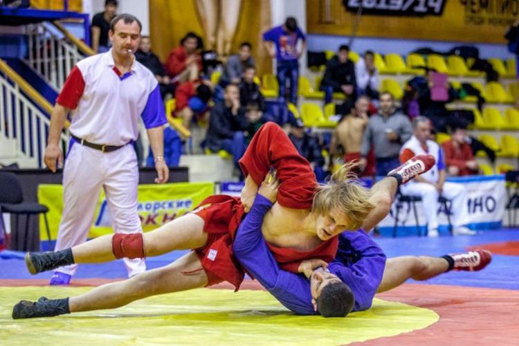 Всероссийский день самбо вВоронежской области отпраздновали турниром