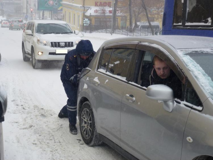 Когда воВладивосток придет 1-ый настоящий снегопад?