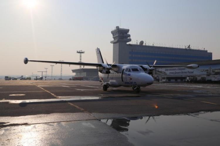 После крушения самолета полеты L-410 остановили  вХабаровском крае