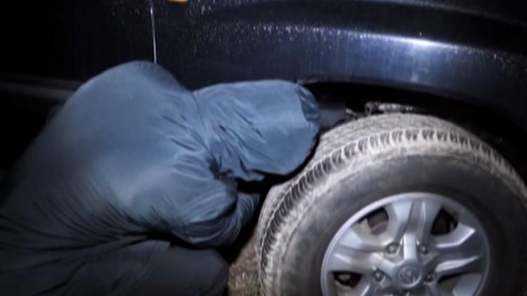 ВПриморском крае задержана группа автомобильных похитителей, требовавших выкуп замашины