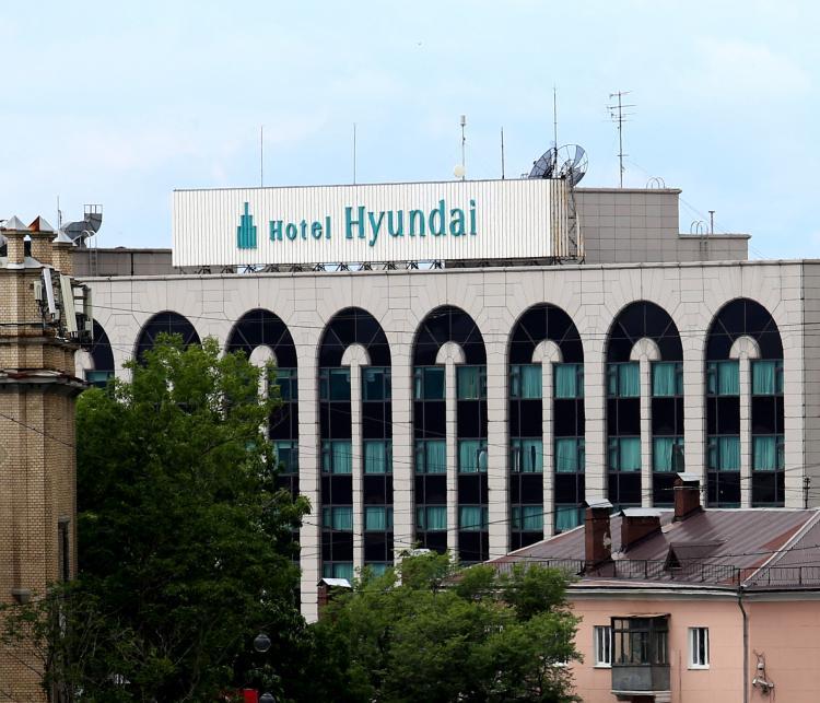 Южнокорейская компания нацелилась настроительство отеля воВладивостоке