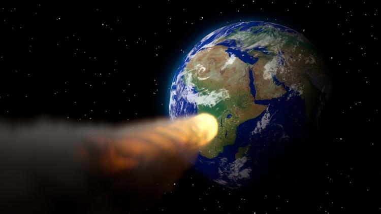КЗемле стремительно несётся потенциально опасный астероид Фаэтон