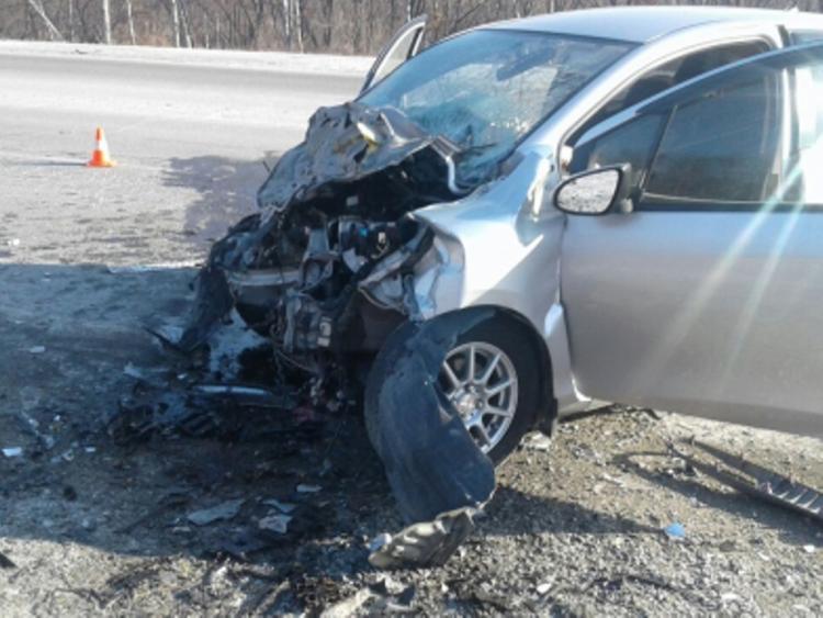 Авария синомарками на«встречке» вПриморье унесла жизни 2-х человек