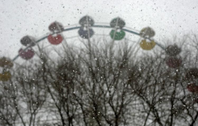 Морозная исолнечная погода сохранится вближайшие дни вПриморье
