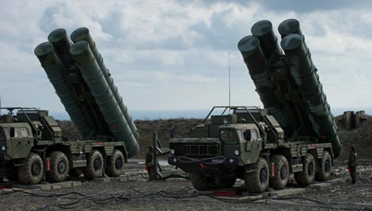 Снового года Крым начнут охранять два дивизиона С-400