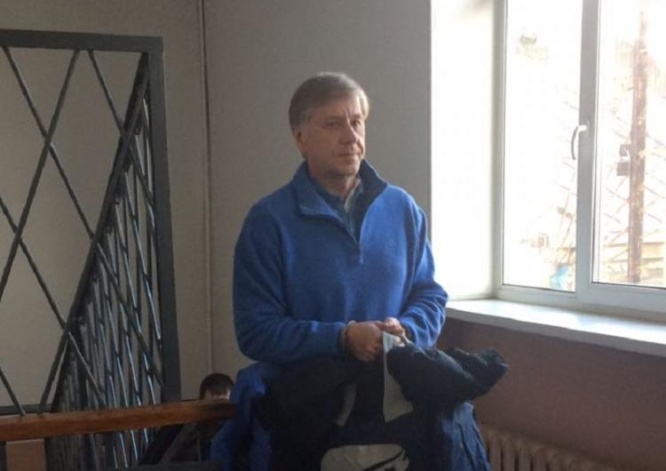 Василия Усольцева отпустили из-под ареста